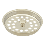 """FMP 100-1014 3-1/2"""" Sink Opening Crumb Cup For lever and twist handle wastes"""