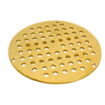 "FMP 102-1083 Round Floor Drain Grate For 8"" Smith Floor Drains"