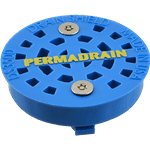 """FMP 102-1207 DrainShield Locking Strainer by PermaDrain For use with 3-1/2"""" twist/lever wastes and drains"""