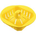 "FMP 102-1208 PermaDrain Floor Drain Safety Basket Fits 8"" to 8-1/2"" round floor sinks"