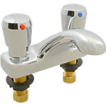 FMP 117-1483 AquaSpec Slow Closing Metering Lavatory Faucet by Zurn