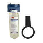 """FMP 117-1534 10"""" Pre-Filter Housing Assembly by 3M For cold water applications from 40* to 100*F"""