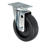 "FMP 120-1099 Medium-Duty 5"" Plate Caster"