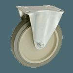 """FMP 120-1115 Standard-Duty 5"""" Rigid Plate Caster Polyurethane wheel with plastic hub"""