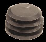 "FMP 121-1092 1-1/4"" OD Round Tubing Inside Cap Fits inside 18 gauge tubing"