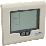 FMP 124-1530 Smart Sense 2000 Digital Programmable Thermostat by Robertshaw