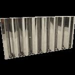 """FMP 129-2111 Flame Gard Type III Baffle Grease Filter 10"""" H x 20"""" W"""