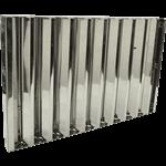 """FMP 129-2113 Flame Gard Type III Baffle Grease Filter 16"""" H x 25"""" W"""