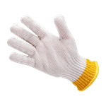 FMP 133-1227 Value Series Safety Gloves by Tucker Safety Products Large