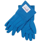 "FMP 133-1251 5-Fingered Glove by Tucker Safety Products Nomex fabric with VaporGuard 15"" long"