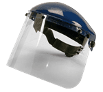 FMP 133-1358 Face Shield with Headgear