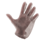 FMP 133-1566 Whizard Safety Gloves by Tucker Safety Products Medium  stainless steel mesh