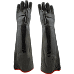 "FMP 133-1747 High Temperature Neoprene Gloves 26"" overall length  sold by the pair"