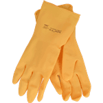 "FMP 133-1805 Latex Dishwashing Gloves 12"" L  sold by the pair"