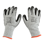 FMP 133-1833 Cut Resistant Utility Gloves by Tucker Safety Products Small  level 4 ANSI compliant  sold by the pair