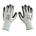 FMP 133-1834 Cut Resistant Utility Gloves by Tucker Safety Products Medium  level 4 ANSI compliant  sold by the pair
