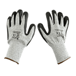 FMP 133-1835 Cut Resistant Utility Gloves by Tucker Safety Products Large  level 4 ANSI compliant  sold by the pair