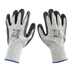 FMP 133-1836 Cut Resistant Utility Gloves by Tucker Safety Products X-Large  level 4 ANSI compliant  sold by the pair
