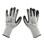 FMP 133-1837 Cut Resistant Utility Gloves by Tucker Safety Products XX-Large  level 4 ANSI compliant  sold by the pair