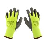 FMP 133-1839 Cut Resistant Freezer Gloves by Tucker Safety Products Large  level 3 ANSI compliant  sold by the pair
