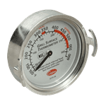 FMP 138-1062 Grill Surface Thermometer by Cooper-Atkins 100* to 600*F