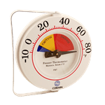 FMP 138-1162 Freezer Thermometer -10* to 80*F
