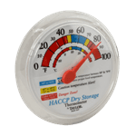 FMP 138-1310 Dry Storage Thermometer by Taylor 0* to 100*F operating temperature