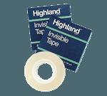 "FMP 139-1105 Invisible Tape 1/2"" x 108'"
