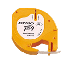 FMP 139-1106 LetraTag Labelmaker Tape