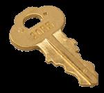 FMP 141-1150 Cylinder Lock Key by Bradley