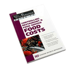 FMP 142-1489 Restaurant Training Book Controlling Restaurant and Foodservice Food Costs