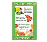 FMP 142-1499 Don't Contaminate Poster