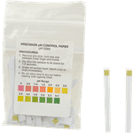 FMP 142-1699 pH Test Strips 0-6  0.5 increments  pack of 50