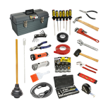 FMP 142-1743 22-Piece Tool Box