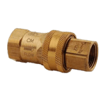 "FMP 157-1134 3/4"" NPT Quick Disconnect by T&S Brass"