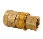 "FMP 157-1137 1"" NPT Quick Disconnect by T&S Brass"