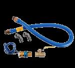 """FMP 157-1146 Blue Hose Gas Connector Kit by Dormont 3/4"""" NPT x 48"""" L"""