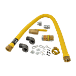 "FMP 157-1151 CONNECTOR GAS (1""X48""  KIT)"