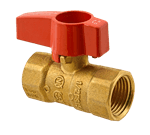 FMP 158-1018 Gas Ball Valve