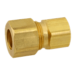 "FMP 158-1051 Brass Female Connector 3/8"" OD Tubing x 1/8"" NPT"