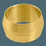 """FMP 158-1058 Brass Ferrule 1/2"""" OD tubing"""