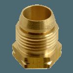 """FMP 158-1123 Brass Breakaway Ferrule 7/16"""" OD tubing"""