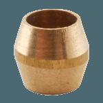 """FMP 158-1147 Brass Ferrule 1/8"""" OD tubing"""