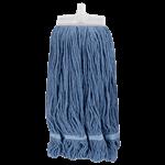FMP 159-1105 Blue Cloth Mop Head