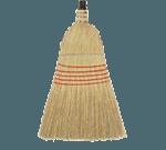 FMP 159-1132 Broom Head Red stitching