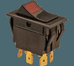 FMP 165-1037 Rocker Switch DPDT  On/On