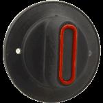 """FMP 165-1097 Thermostat Knob Fits .187"""" D stem"""