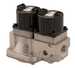 FMP 166-1223 Dual Solenoid Valve For model series Platinum with convection oven bases