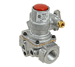 """FMP 166-1244 Baso Safety Valve 1/2"""" NPT inlet and outlet"""