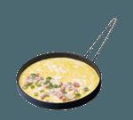 "FMP 171-1153 Scrambled Egg/Omelet Ring by Prince Castle 8"" OD"